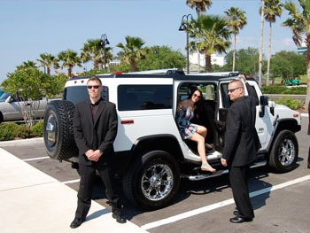 bodyguard service los angeles